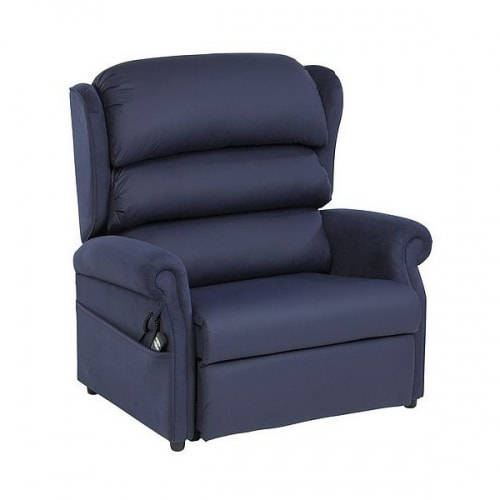Bariatric Rise and Recliners side view