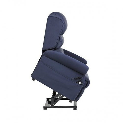 Bariatric Rise and Recliners full tilt