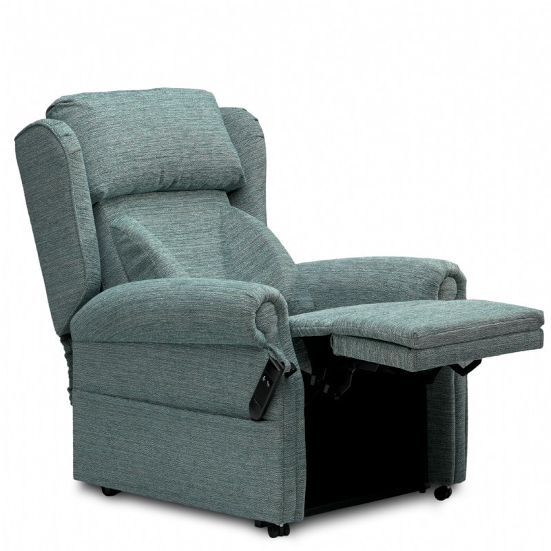 Chatsworth Riser Recliner Chair full recline