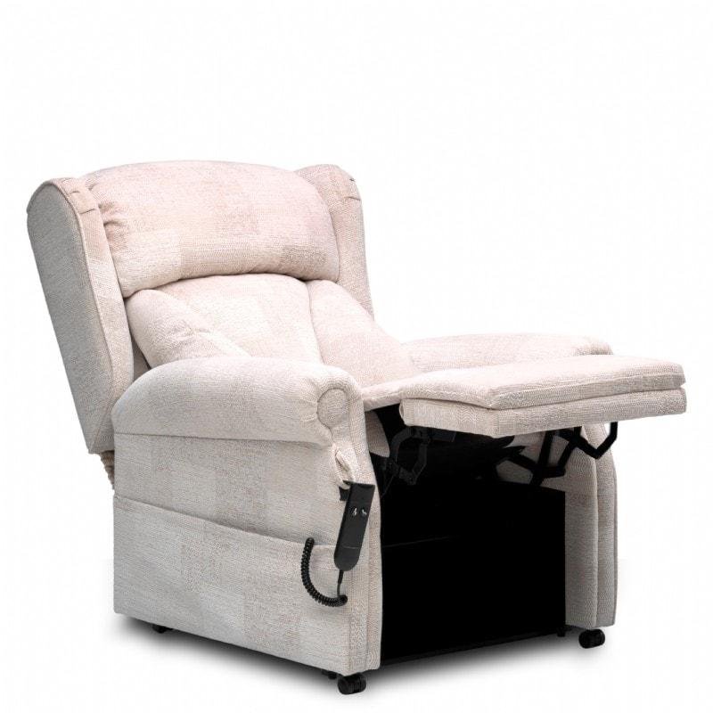 Chepstow riser recliner full recline