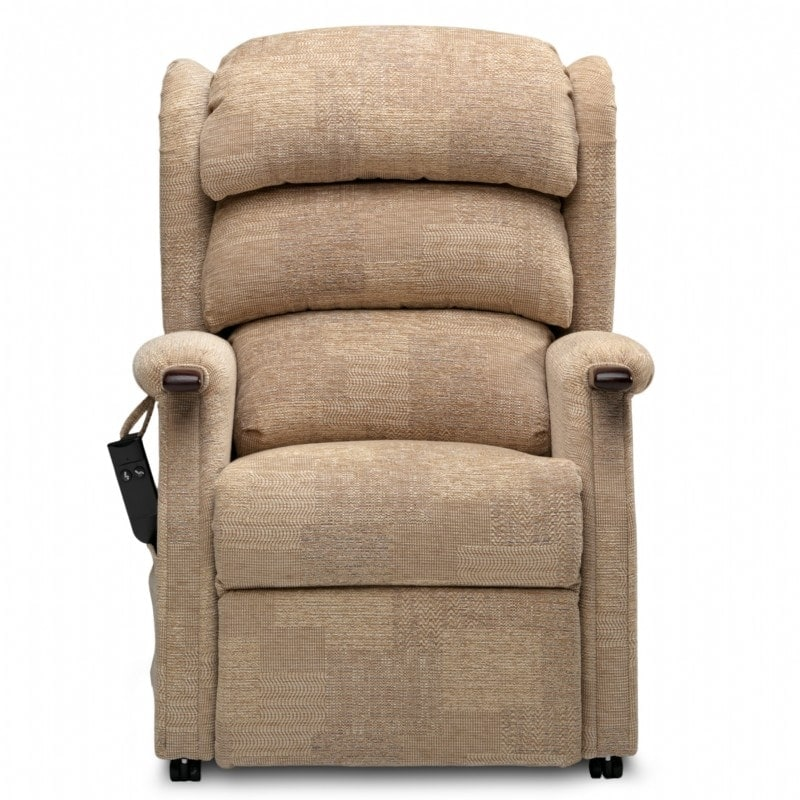 Henley Riser Recliner Chairs front view