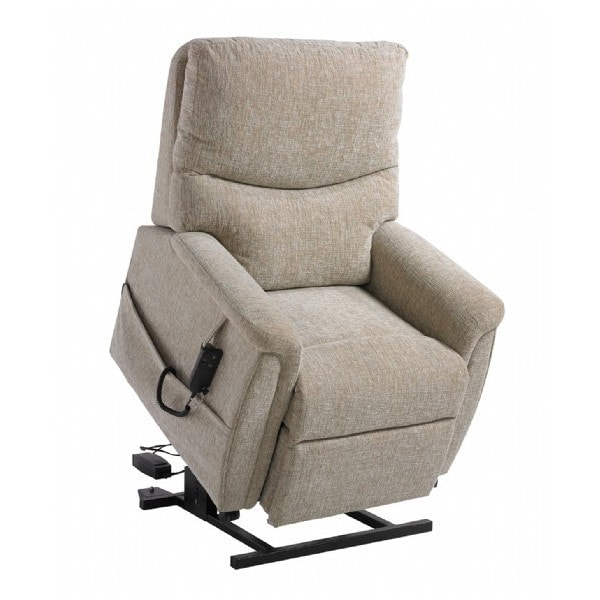 Kingston Riser Recliner full tilt