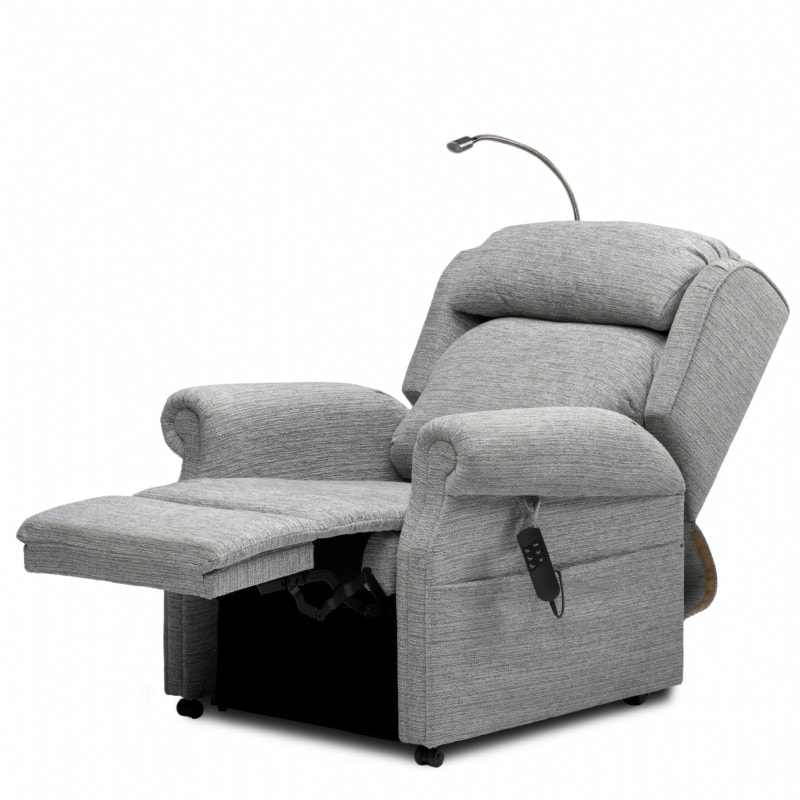 Kensington Riser Recliner Chair Full Recline