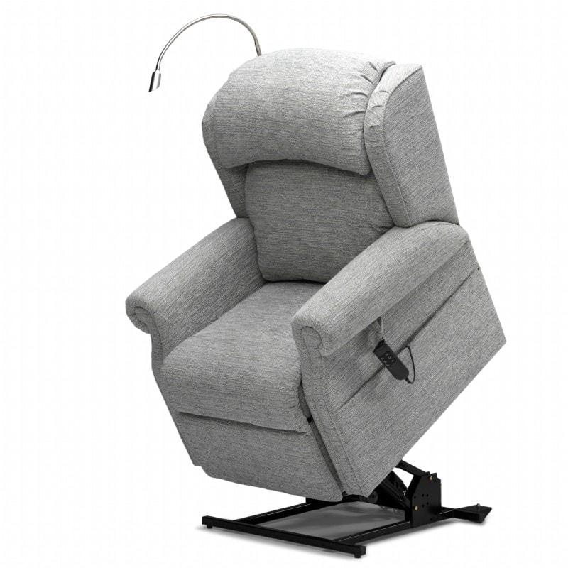 Kensington Riser Recliner Chair full tilt