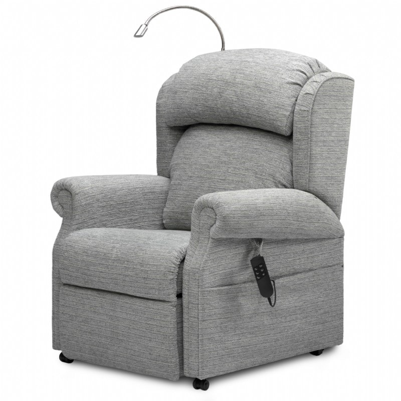 Kensington Riser Recliner Chair Side view