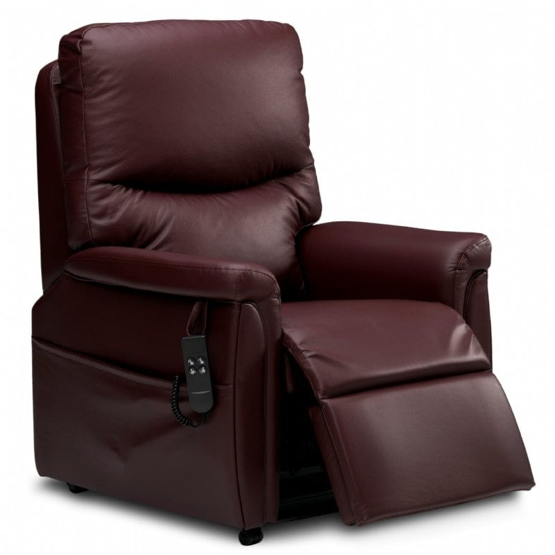 Kingston Riser Recliner Chair full recline