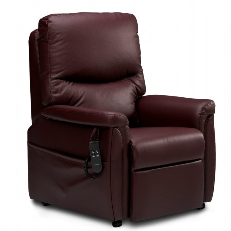 Side view of the Kingston Riser Recliner Chair