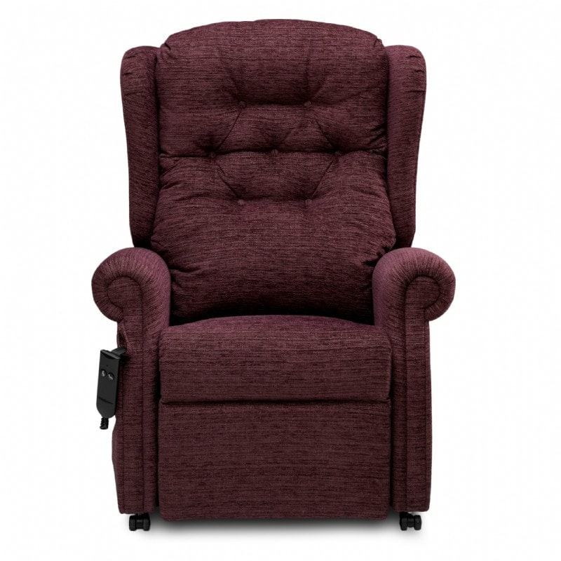 Marbella Riser Recliner Chairs front view