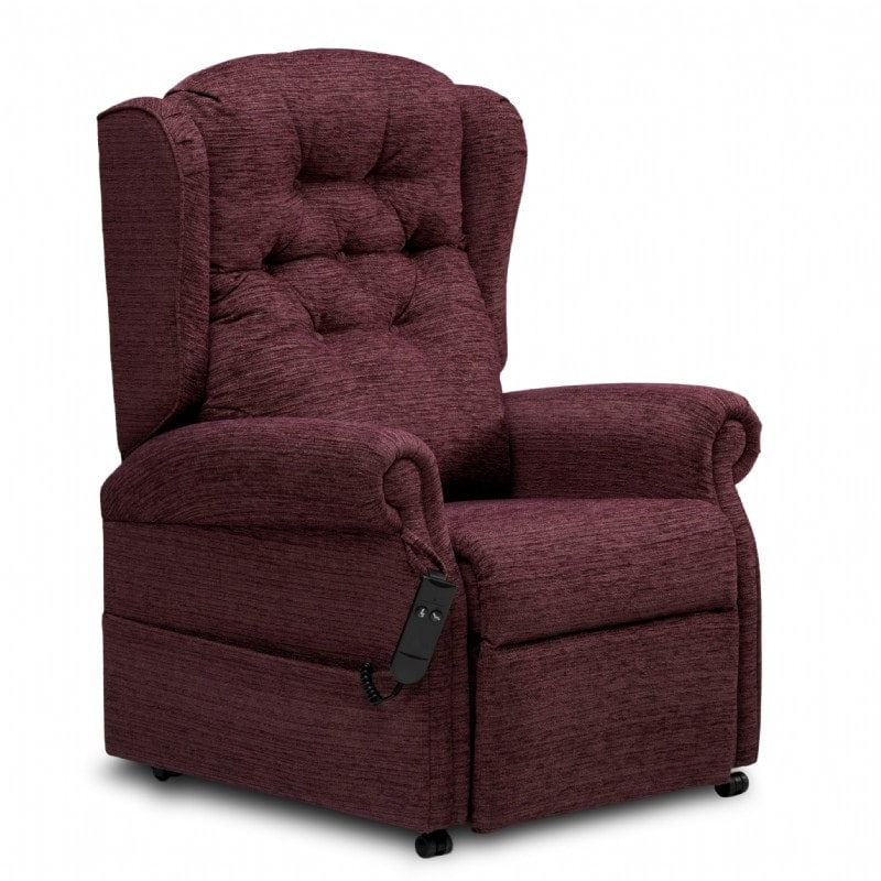 Side view of Marbella Riser Recliner Chairs
