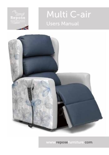 Multi C air User Manual 2021 1 pdf Repose Furniture Multi C-air