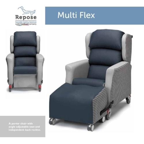 Multi Flex Brochure pdf Repose Furniture Multi Flex