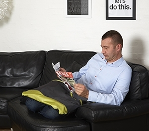 Protac Kneedme Knee Blanket 017