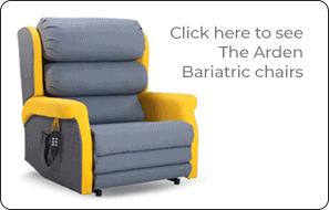 R2 Arden Bariatric Chair