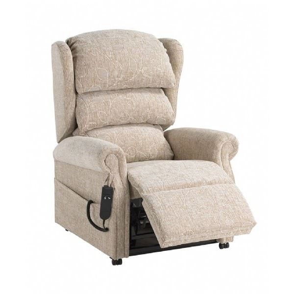 Rimini Riser Recliner Chair side views