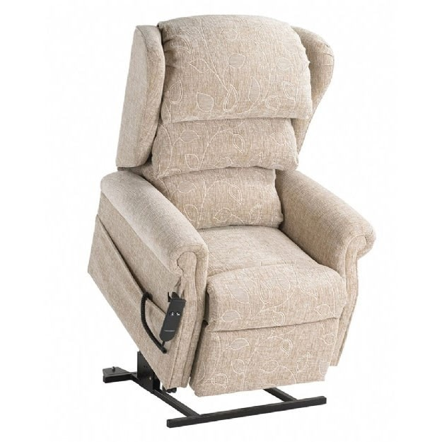 Rimini Riser Recliner Chair tilt side view
