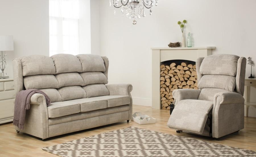 Rimini classic riser recliner chair