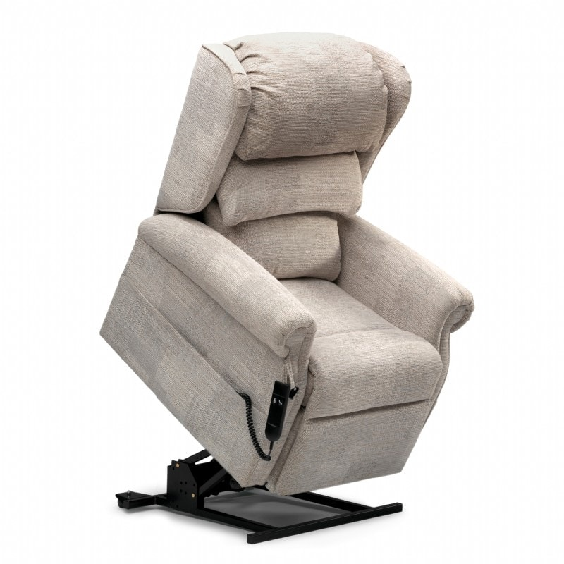 Chepstow Riser Recliner Chair full tilt