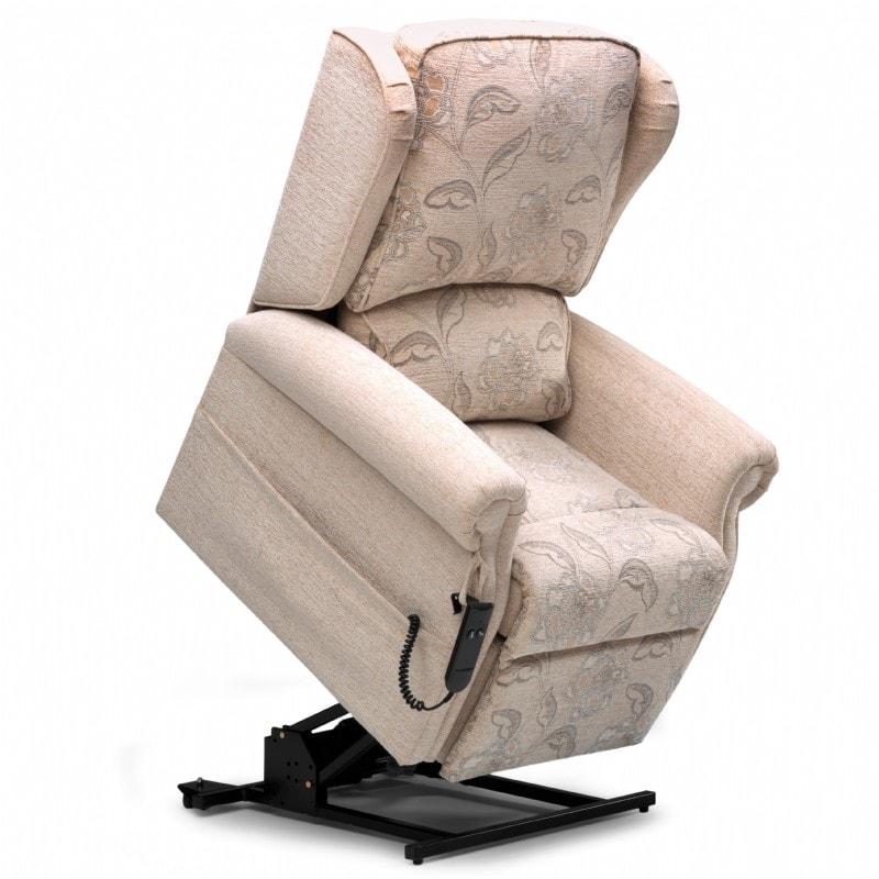 Westbury Riser Recliner Chair full tilt