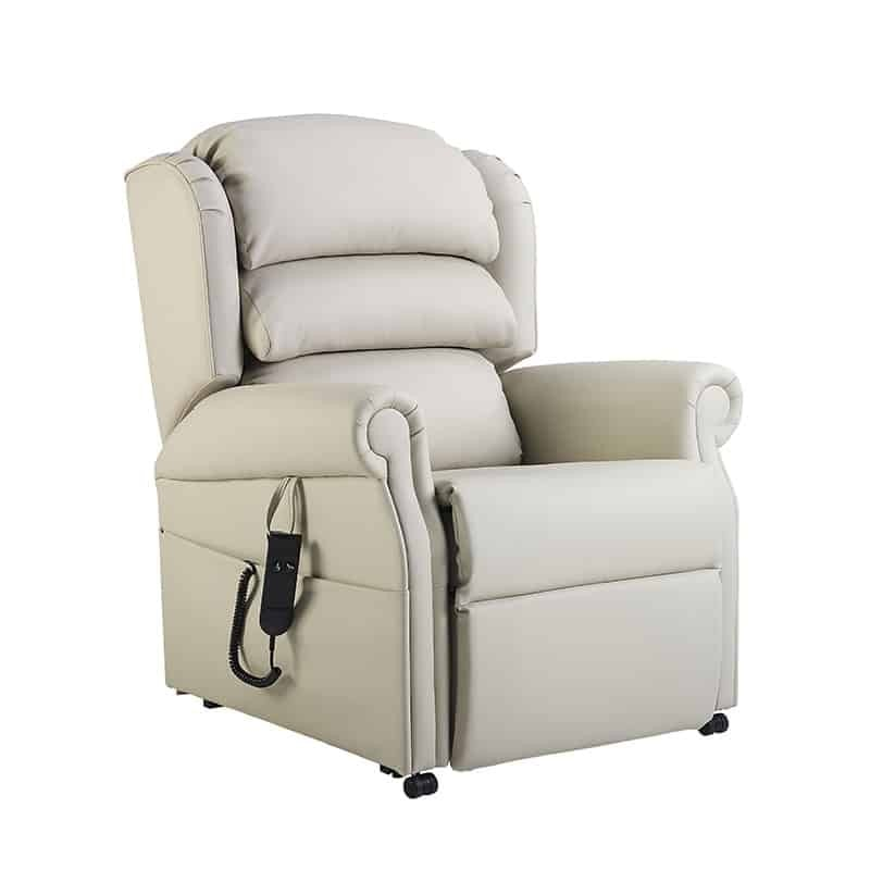 Olympia Recliner side view