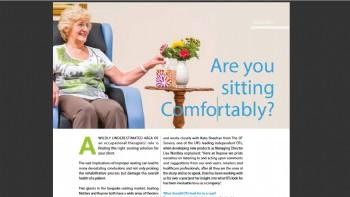 Ot Magazine Sitting Repose