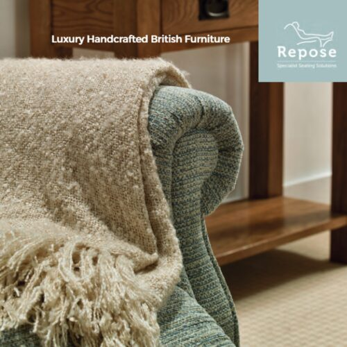 Homecare Brochure pdf image Repose Furniture Chepstow