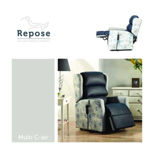 Multi C Air Brochure pdf Repose Furniture Downloads and Brochure Request