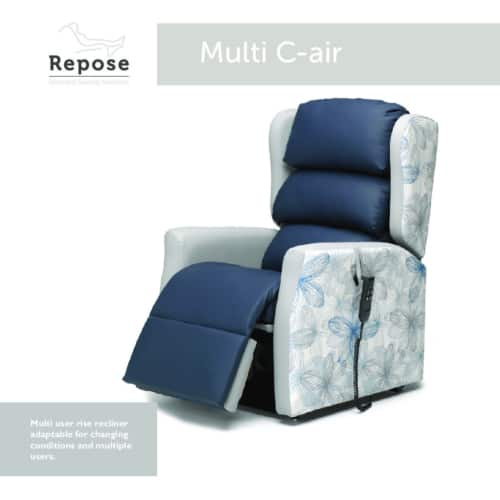 Multi C Air Card pdf Repose Furniture Downloads and Brochure Request