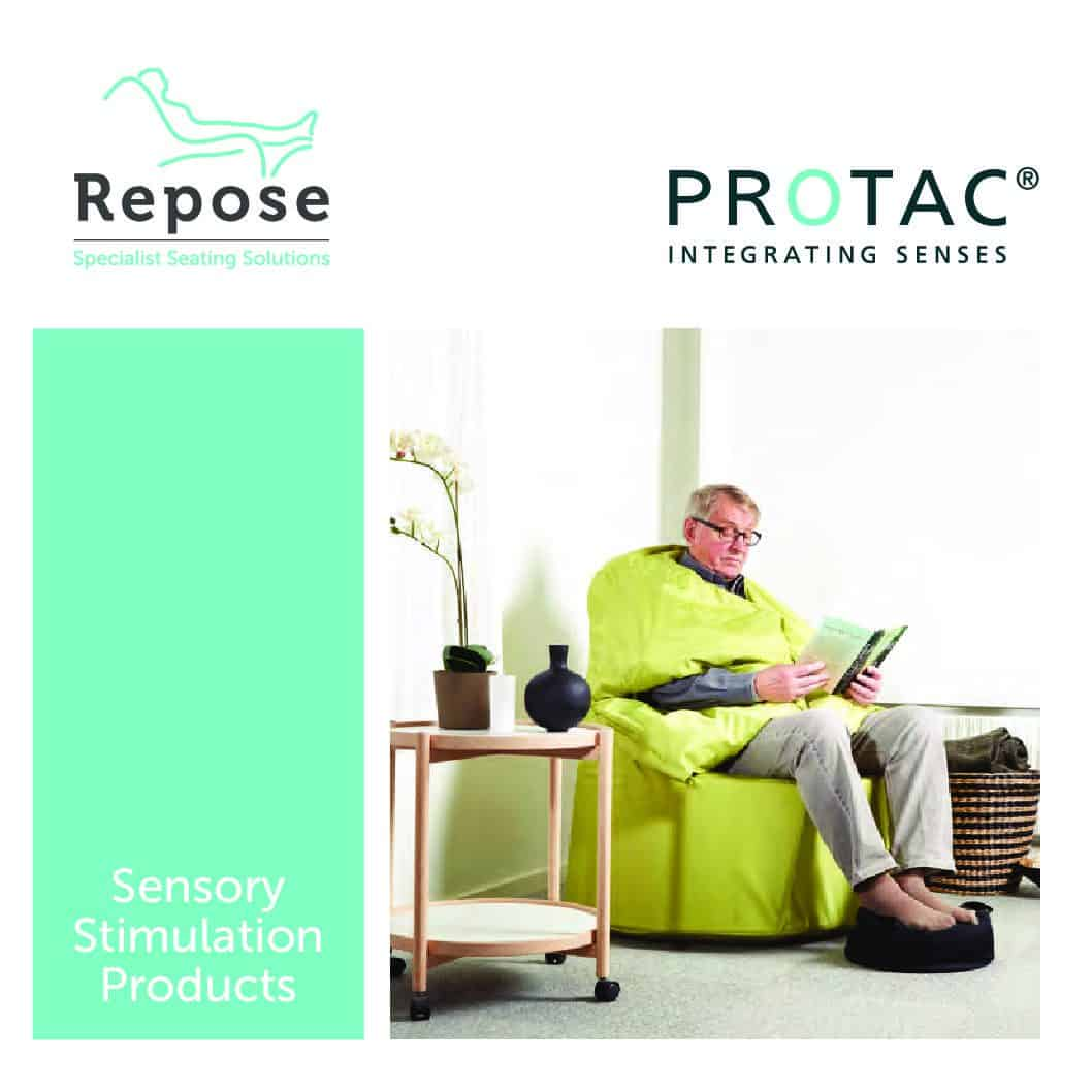 Protac Brochure pdf Repose Furniture Protac SenSit® Puff