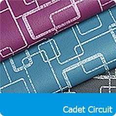 Cadet Circuit Fabric