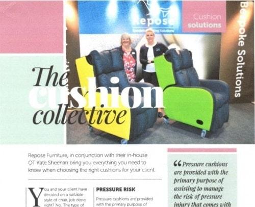 Cushion Collective 500
