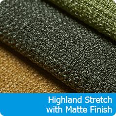 Highland Stretch Fabric