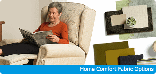 Home Comfort Fabric Options