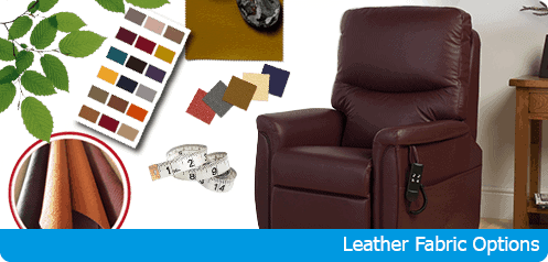 Leather Fabric Options