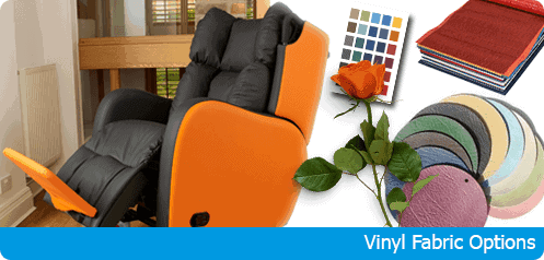 Vinyl Fabric Options