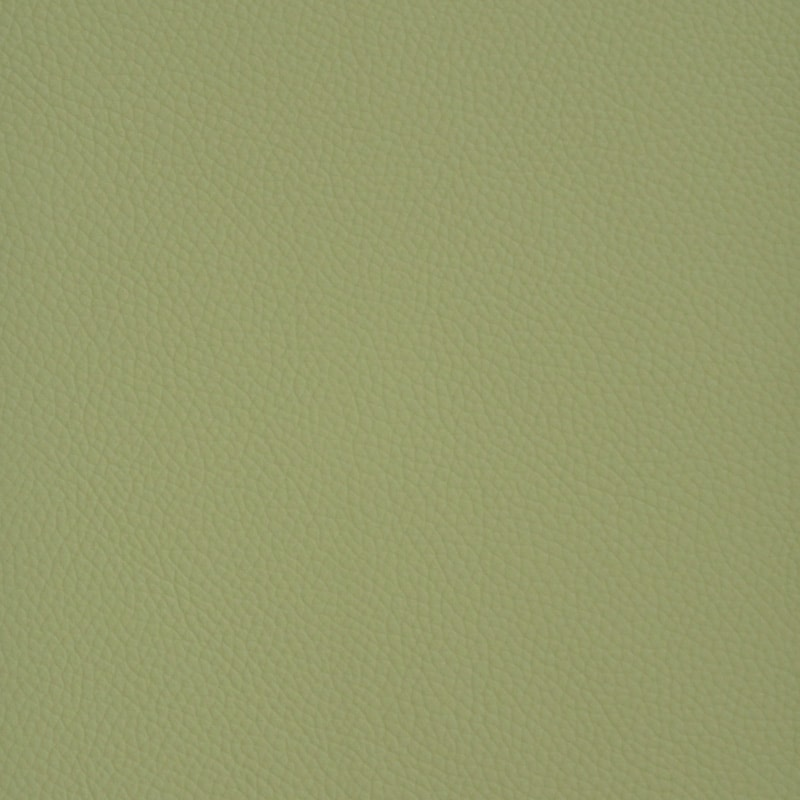 Pea Green Leather