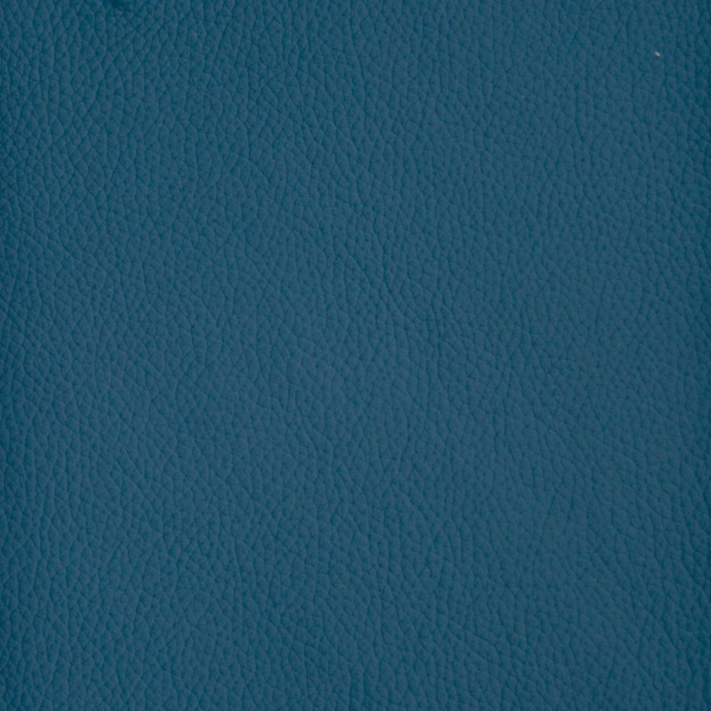 Majolica Blue Leather