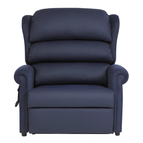 Bariatric Rise and Recliners front view