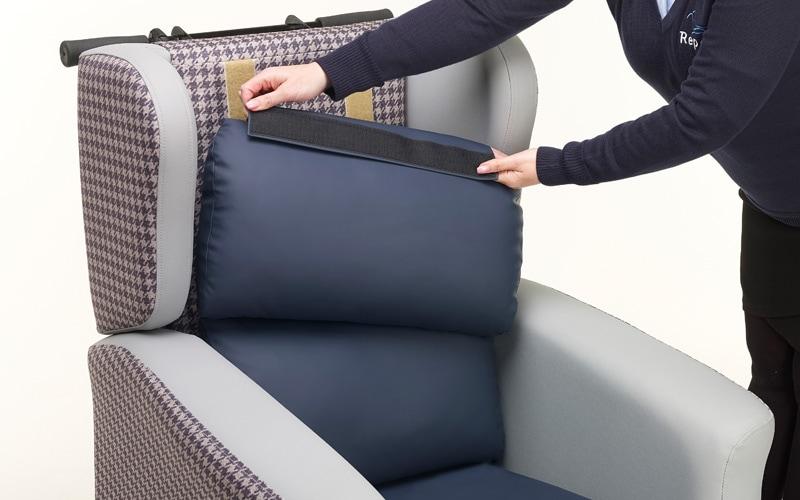 Flexi Porter Multi Flexi Back Cushion
