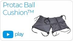 ball cushion video link Repose Furniture Protac Ball Cushion