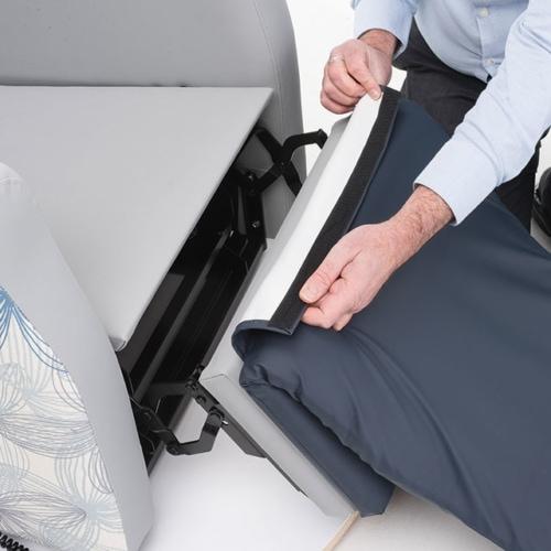 Multi C-air Riser Recliner air Chaise Cover Chaise Cover