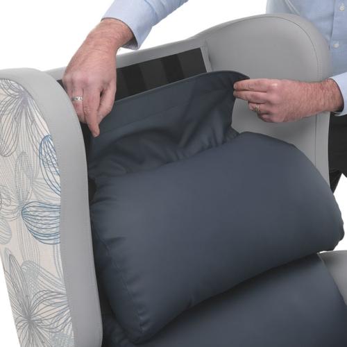 Multi C-air Pressure Management Back Cushions