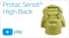 sensit highback video link Repose Furniture Protac Sensit® High Back