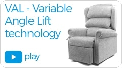 val variable angle lift Repose Furniture Kingston