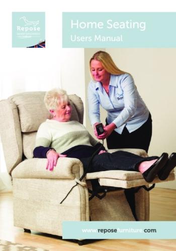 General Recliner User Manual 2021v2 pdf Repose Furniture Olympia