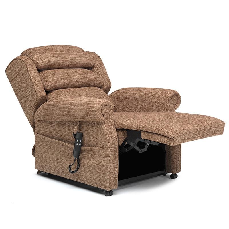 Express Chair - Footrest Horizontal