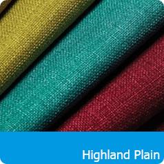 Highland Plain Button