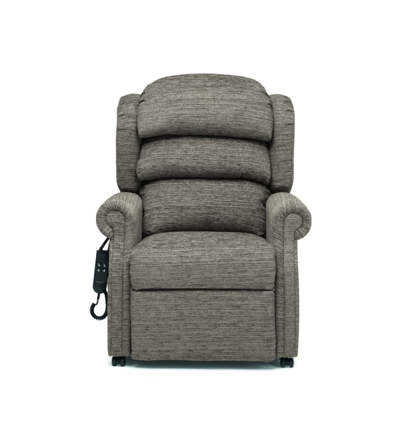 Express Chair Repose Silver