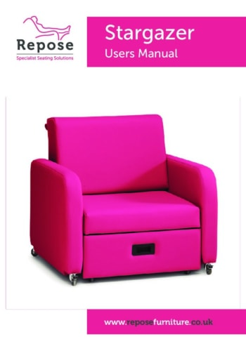 Stargazer User Manual pdf Repose Furniture User Manuals