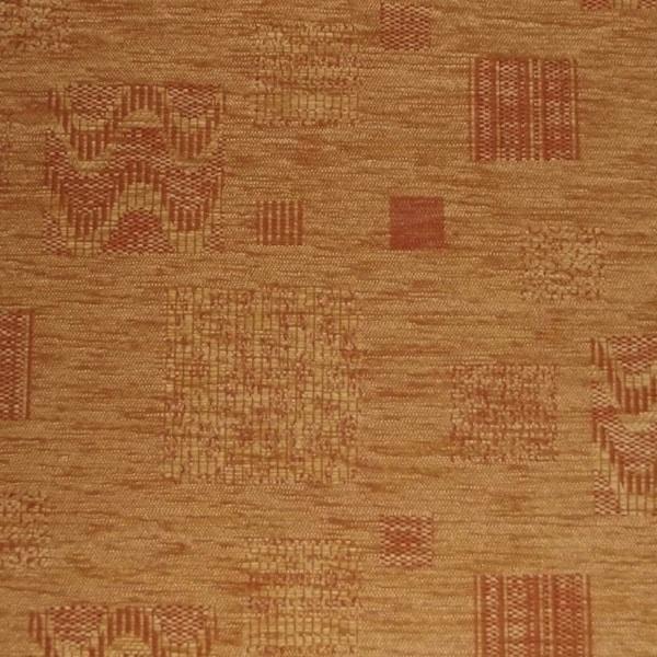 rust 1 Repose Furniture Portobello Patchwork Rust