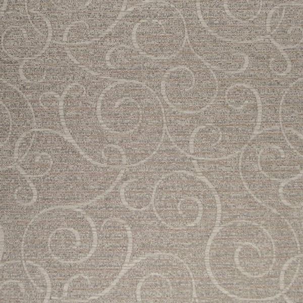 silver 10 Repose Furniture Cromwell Swirl Silver